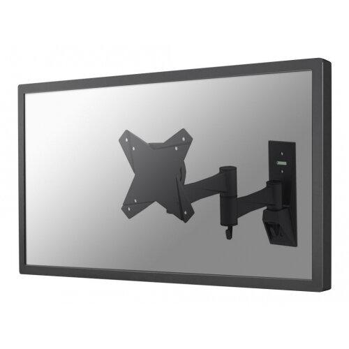 """NewStar TV/Monitor Wall Mount (Full Motion) for 10""""-30"""" Screen - Black - Adjustable arm for LCD TV (Tilt &Swivel) - black - screen size: 10""""-30"""" - wall-mountable"""