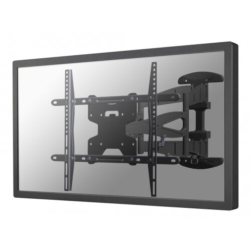 "NewStar TV/Monitor Wall Mount (Full Motion) for 32""-75"" Screen - Black - Wall mount for LCD display - black - screen size: 32""-75"""