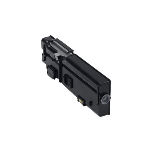 Dell - Black - original - toner cartridge - for Color Multifunction Printer C2665; Multifunction Color Laser Printer C2660, C2665