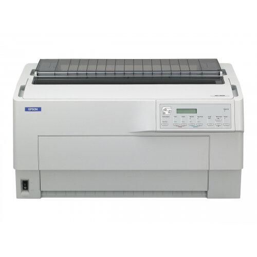 Epson DFX 9000 - Printer - monochrome - dot-matrix - Roll (41.9 cm) - 9 pin - up to 1550 char/sec - parallel, USB, serial