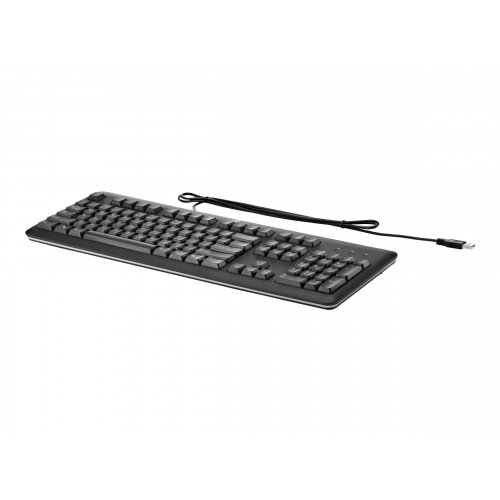 HP - Keyboard - USB - English - United Kingdom - for HP 280 G2, 285 G3; EliteOne 1000 G1, 800 G3; Retail System MP9 G2; RP9 G1 Retail System