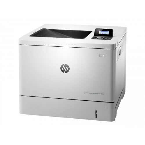 HP Color LaserJet Enterprise M553dn - Printer - colour - Duplex - laser - A4/Legal - 1200 x 1200 dpi - up to 38 ppm (mono) / up to 38 ppm (colour) - capacity: 650 sheets - USB 2.0, Gigabit LAN, USB 2.0 host
