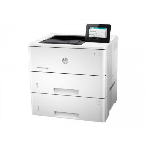 HP LaserJet Enterprise M506x - Printer - monochrome - Duplex - laser - A4/Legal - 1200 x 1200 dpi - up to 43 ppm - capacity: 1200 sheets - USB 2.0, Gigabit LAN, NFC, USB 2.0 host