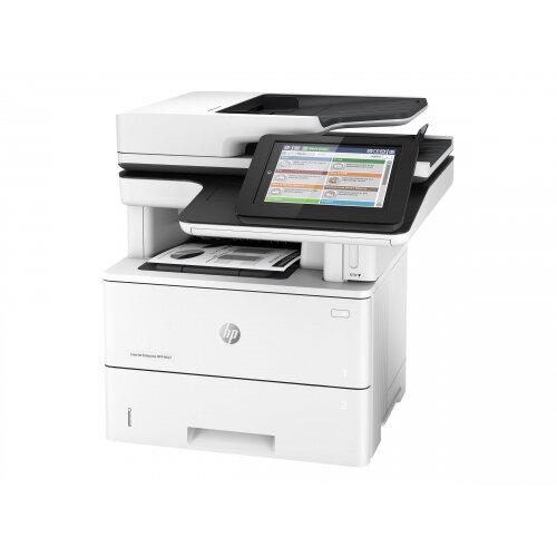 HP LaserJet Enterprise Flow MFP M527c - Multifunction printer - B/W - laser - Legal (216 x 356 mm) (original) - A4/Legal (media) - up to 43 ppm (printing) - 650 sheets - 33.6 Kbps - USB 2.0, Gigabit LAN, USB 2.0 host