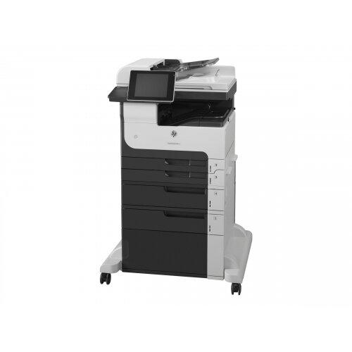 HP LaserJet Enterprise MFP M725f - Multifunction printer - B/W - laser - A3 (297 x 420 mm) (original) - A3/Ledger (media) - up to 41 ppm (copying) - up to 41 ppm (printing) - 1600 sheets - 33.6 Kbps - USB 2.0, Gigabit LAN, USB host, USB host (internal)