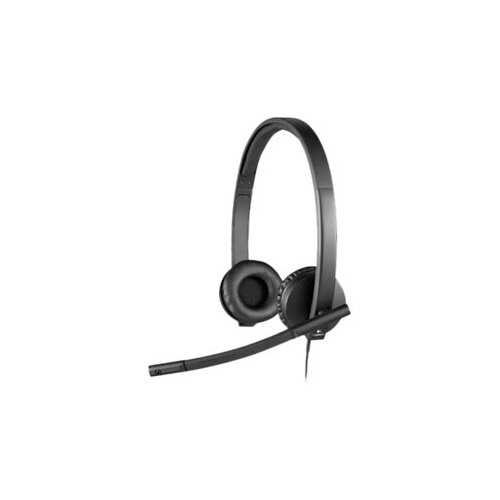 Logitech USB Headset H570e - Headset - on-ear - wired