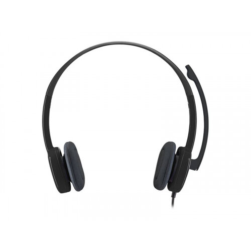 Logitech Stereo H151 - Headset - on-ear - wired