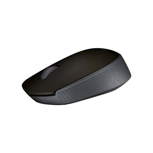 Logitech M170 - Mouse - wireless - 2.4 GHz - USB wireless receiver