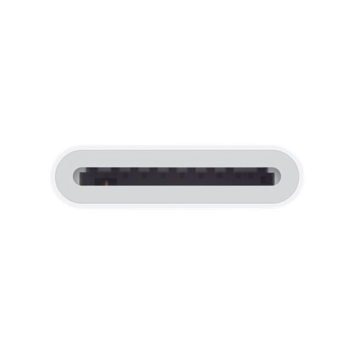 Apple Lightning to SD Card Camera Reader - Card reader (SD) - Lightning - for iPad Air; iPad Air 2; iPad mini; iPad mini 2; 3; 4; iPad Pro; iPad with Retina display