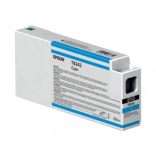 Epson T824200 - 350 ml - cyan - original - ink cartridge - for SureColor SC-P6000, SC-P7000, SC-P7000V, SC-P8000, SC-P9000, SC-P9000V