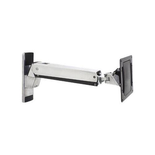 "Ergotron Interactive Arm VHD - Wall mount for LCD display - aluminium - polished aluminium - screen size: 30""-60"" - mounting interface: 200 x 100 mm"