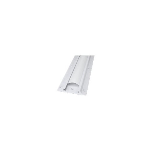 """Ergotron 34"""" Wall Track - Mounting component (wall track) - white"""
