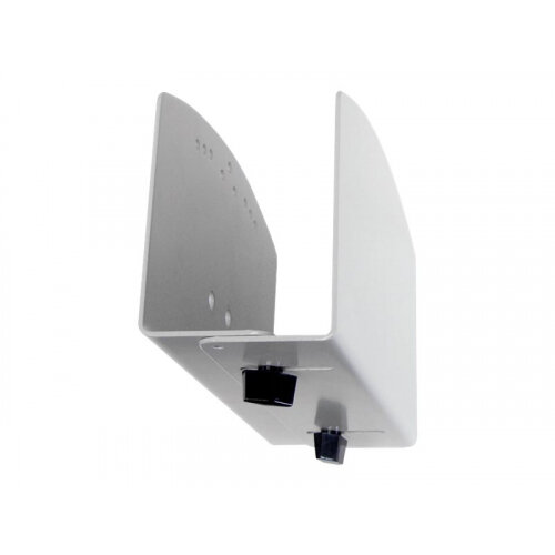 Ergotron Vertical Small CPU Holder - Mounting component (CPU holder, bumper) - steel - white