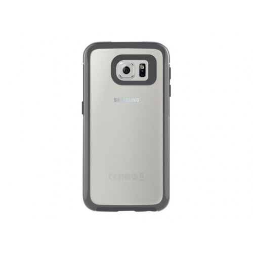 OtterBox MySymmetry - Back cover for mobile phone - grey crystal - for Samsung Galaxy S6
