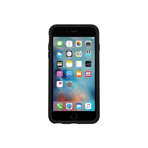 OtterBox Symmetry Series Apple iPhone 6 Plus/6s Plus - Back cover for mobile phone - plastic, synthetic rubber - black - for Apple iPhone 6 Plus, 6s Plus