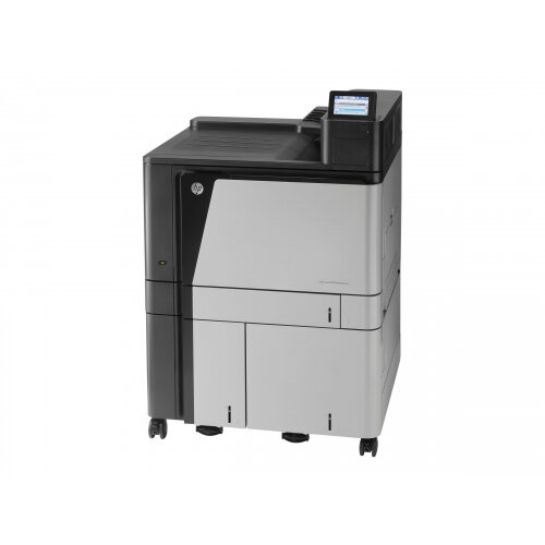 HP Color LaserJet Enterprise M855x+ - Printer - colour - Duplex - laser - A3/Ledger - 1200 x 1200 dpi - up to 46 ppm (mono) / up to 46 ppm (colour) - capacity: 4100 sheets - USB 2.0, Gigabit LAN, USB host, USB host (internal)