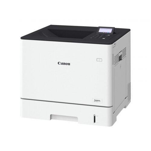 Canon i-SENSYS LBP710Cx - Printer - colour - Duplex - laser - A4/Legal - 9600 x 600 dpi - up to 33 ppm (mono) / up to 33 ppm (colour) - capacity: 650 sheets - USB 2.0, Gigabit LAN, USB host