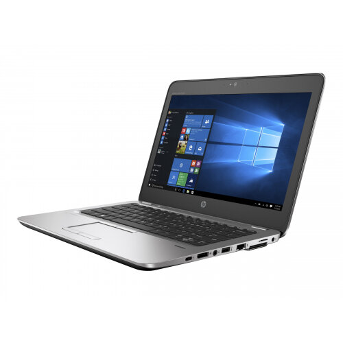 """HP EliteBook 820 G3  Laptop - Core i7 6500U / 2.5 GHz - Win 10 Pro 64-bit - 8 GB RAM - 256 GB SSD - 12.5"""" IPS 1920 x 1080 (Full HD) - HD Graphics 520 - Wi-Fi, Bluetooth - kbd: UK"""