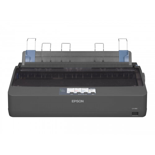Epson LX 1350 - Printer - monochrome - dot-matrix - A3 - 240 x 144 dpi - 9 pin - up to 357 char/sec - parallel, USB, serial