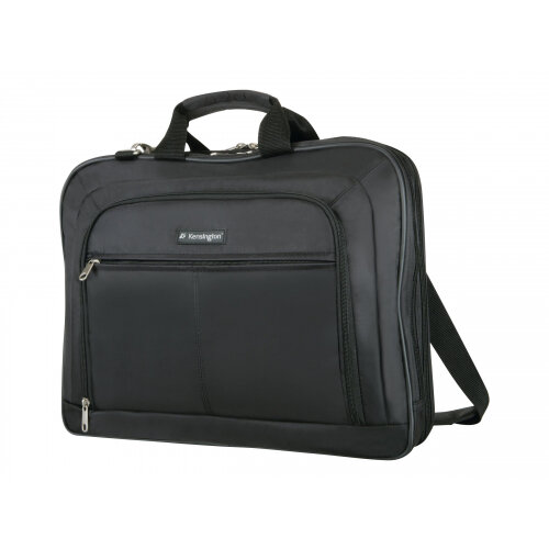 "Kensington SureCheck SP45 Classic - Notebook carrying case - Laptop Bag - 17"" - black"