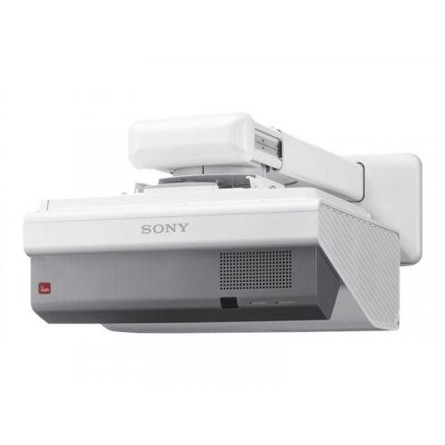 Sony VPL-SW631 - 3LCD Multimedia Projector - 3300 lumens - 3300 lumens (colour) - WXGA (1280 x 800) - 16:10 - ultra short-throw lens - LAN