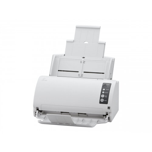 Fujitsu fi-7030 - Document scanner - Duplex - 216 x 355.6 mm - 600 dpi x 600 dpi - up to 27 ppm (mono) / up to 27 ppm (colour) - ADF (50 sheets) - USB 2.0