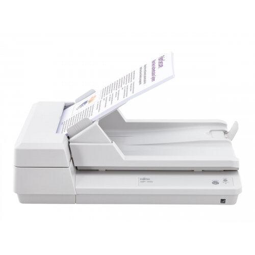 Fujitsu SP-1425 - Document scanner - Duplex - A4 - 600 dpi x 600 dpi - up to 25 ppm (mono) / up to 25 ppm (colour) - ADF (50 sheets) - USB 2.0