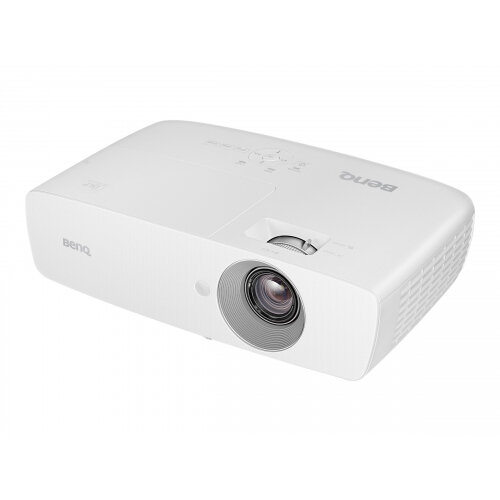 BenQ W1090 - DLP Multimedia Projector - portable - 3D - 2000 lumens - Full HD (1920 x 1080) - 16:9 - 1080p
