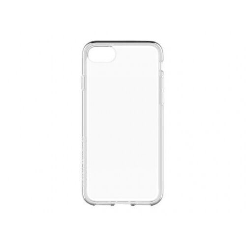 OtterBox Clearly Protected Skin - Back cover for mobile phone - thermoplastic polyurethane - transparent - with Alpha Glass screen protector - for Apple iPhone 7