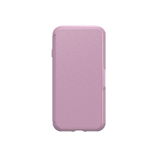 OtterBox Symmetry Series Etui Apple iPhone 7 - Flip cover for mobile phone - faux leather - mauve dream - for Apple iPhone 7