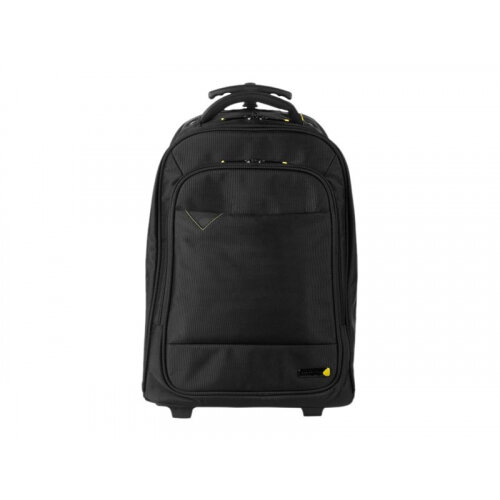 "Tech air Rolling Backpack - Notebook carrying backpack - 15.6"" - black"