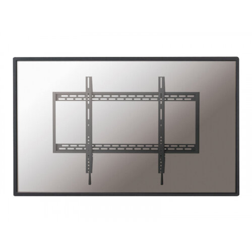"NewStar TV/Monitor Wall Mount (fixed) for 60""-100"" Screen - Black - Wall mount for LCD / plasma panel - black - screen size: 60""-100"""