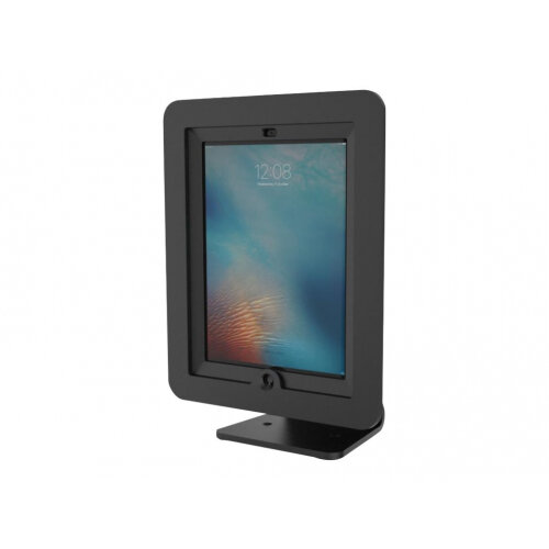 "Compulocks Executive 360 - iPad 9.7"" Counter Top Kiosk - Black - Stand for tablet - aluminium - black - for Apple 9.7-inch iPad Pro; iPad; iPad 2; iPad Air; iPad Air 2; iPad with Retina display"