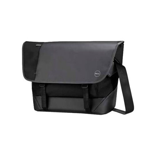 "Dell Premier Messenger - Notebook carrying case - Laptop Bag - 15.6"" - black - for Chromebook 7310; Latitude 7275, 7370, E5270, E5470, E5570; XPS 12, 13, 15"
