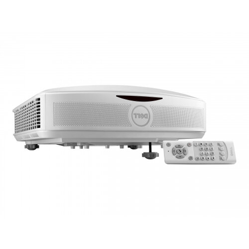 Dell S560P - DLP Multimedia Projector - 3400 ANSI lumens - Full HD (1920 x 1080) - 16:9 - 1080p