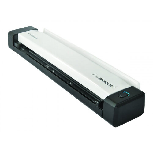 Visioneer RoadWarrior 3 - Sheetfed scanner - 216 x 813 mm - 600 dpi - up to 100 scans per day - USB 2.0