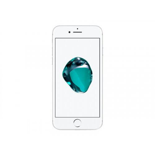 "Apple iPhone 7 - Smartphone - 4G LTE Advanced - 32 GB - GSM - 4.7"" - 1334 x 750 pixels (326 ppi) - Retina HD - 12 MP (7 MP front camera) - silver"