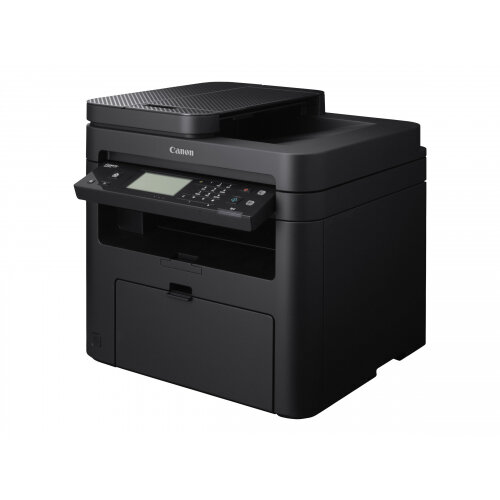 Canon i-SENSYS MF237w - Multifunction printer - B/W - laser - A4 (210 x 297 mm), Legal (216 x 356 mm) (original) - A4/Legal (media) - up to 23 ppm (copying) - up to 23 ppm (printing) - 250 sheets - 33.6 Kbps - USB 2.0, LAN, Wi-Fi(n)