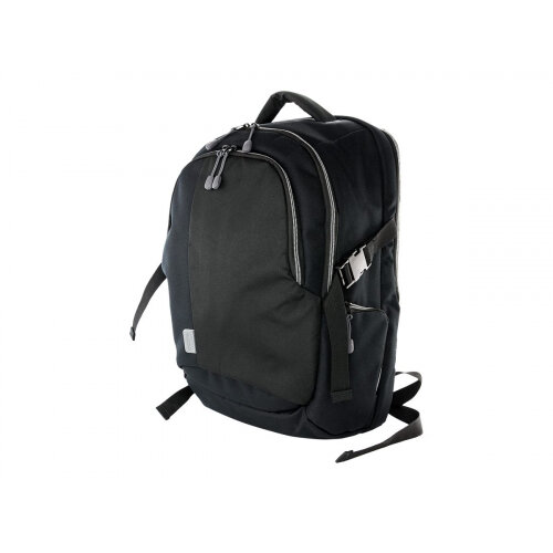 "Dicota Backpack Eco Laptop Bag 15.6"" - Notebook carrying backpack - 15.6"" - black"