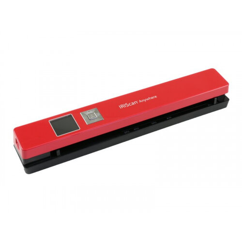 IRIS IRIScan Anywhere 5 - Document scanner - A4 - 1200 dpi - USB