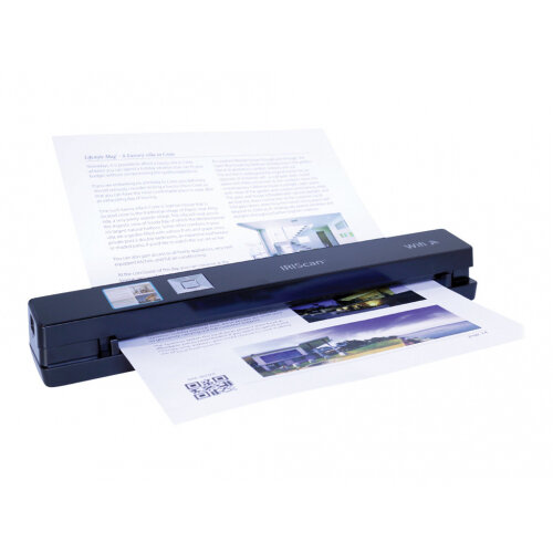 IRIS IRIScan Anywhere 5 Wifi - Document scanner - A4 - 1200 dpi - USB, Wi-Fi