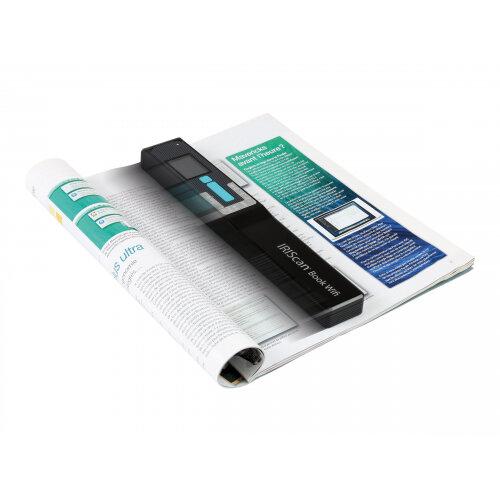 IRIS IRIScan Book 5 Wifi - Hand-held scanner - A4 - 1200 dpi - USB, Wi-Fi