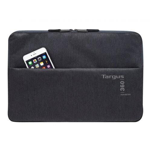 """Targus 360 Perimeter Sleeve - Notebook sleeve - 14"""" - grey"""