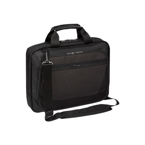 "Targus CitySmart Slimline Topload - Notebook carrying case - Laptop Bag - 12"" - 15.6"" - black"
