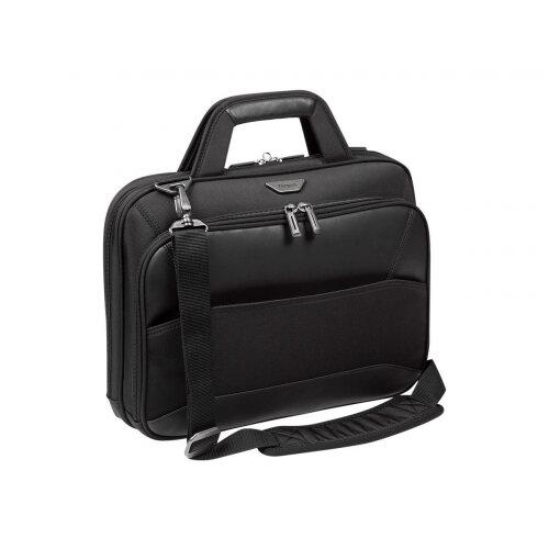 "Targus Mobile VIP Topload - Notebook carrying case - Laptop Bag - 12"" - 15.6"" - black"