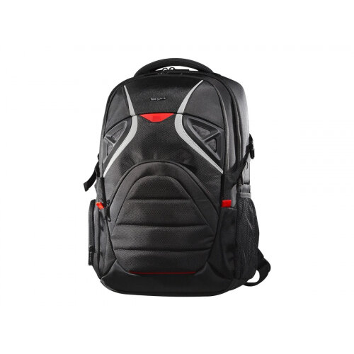 "Targus Strike Gaming Laptop Backpack - Notebook carrying backpack - 17.3"" - black, red"