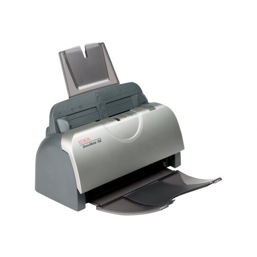 Xerox DocuMate 152i - Document scanner - Duplex - Legal - 600 dpi - ADF (50 sheets) - up to 2500 scans per day - USB 2.0
