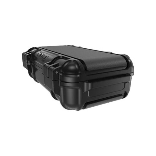 OtterBox DryBox 3250 - Hard case - stainless steel, polycarbonate - black