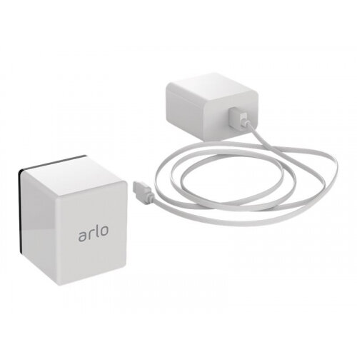 Arlo Pro Rechargeable Battery - Network surveillance camera battery charger + battery 2440 mAh - for Pro VMS4130, VMS4230, VMS4330, VMS4430