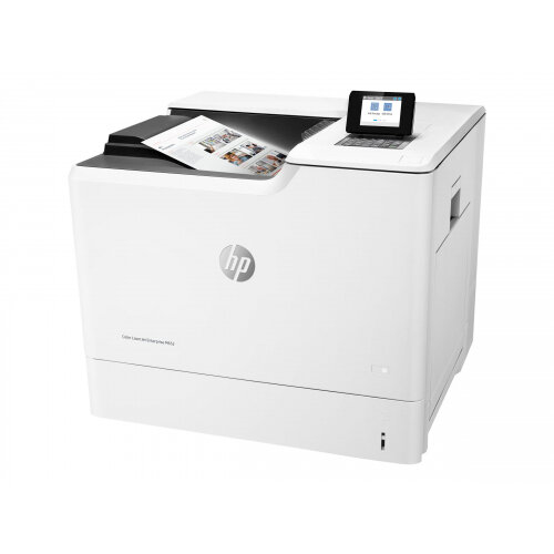 HP Color LaserJet Enterprise M652dn - Printer - colour - Duplex - laser - A4/Legal - 1200 x 1200 dpi - up to 47 ppm (mono) / up to 47 ppm (colour) - capacity: 650 sheets - USB 2.0, Gigabit LAN, USB 2.0 host